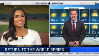 AM Forecast: The Heat Continues at Game 2