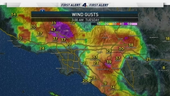 AM Forecast: High Fire Threats in Effect