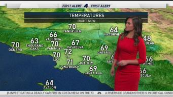 AM Forecast: Humidity to Linger Throughout the Week
