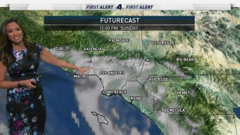 Cool Temperatures for Easter Weekend