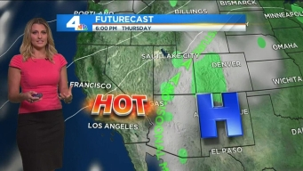 AM Forecast: Seasonal Temps