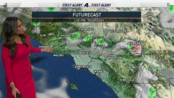 AM Forecast: May Showers Bring a Soggy Start to the Day