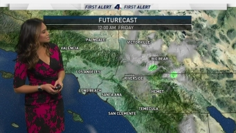 AM Forecast: Heat, Dry Conditions Add Up to Fire Danger