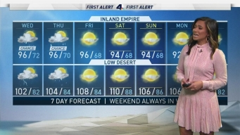 AM Forecast: Feeling the Heat and Humidity