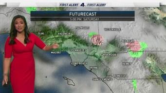 AM Forecast: Rain in SoCal Begins Tonight