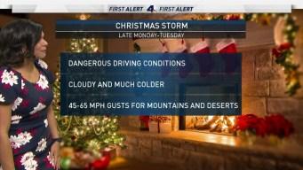 AM Weather Dec 22