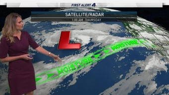 AM Forecast: Wet Weather for Morning Drive