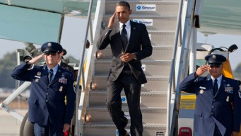President to Leave LA Tuesday Morning