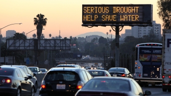 Drought-Stricken CA Ramps Up Water Restrictions