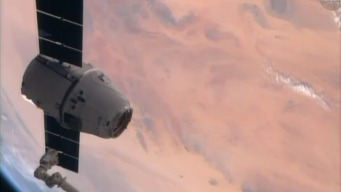 SpaceX Spacecraft Returns to Earth