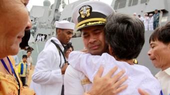 Navy Cmdr. Admits to Taking Cash, Prostitutes as Bribes