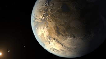 Earth's Cousin: NASA Finds Planet That Can Sustain Life