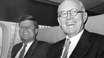 JFK and His Father: A Special Bond