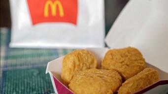 McDonald's Testing No-Preservative McNuggets