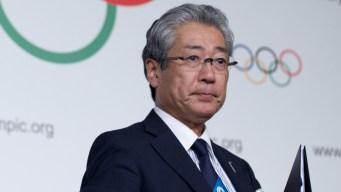 Int'l Olympics Marketing Chairman Under Corruption Probe