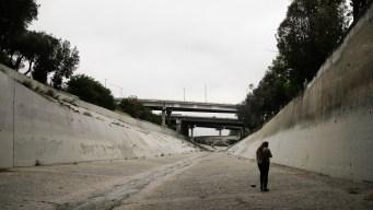 Researcher Follows LA Trail of Century-Old Hobo Graffiti