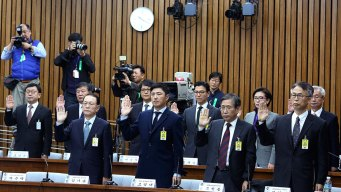 S. Korea Officials Want Woman at Heart of Scandal to Testify