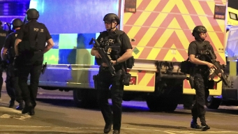 LAPD Monitoring Terror Attack on Arena in Manchester