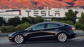 Tesla Sued Over Alleged Use of N-Word Against Black Worker