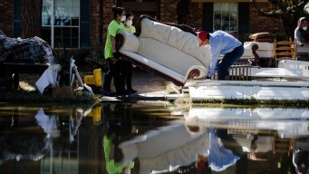 Many Harvey Victims Saying They Still Need Help, Poll Finds