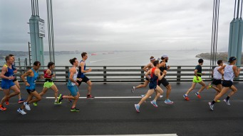 Woman Runs 26-Mile NYC Marathon Backwards: Report