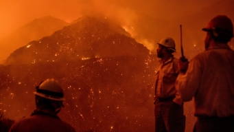 'Firefighting at Christmas' May Become Normal in California