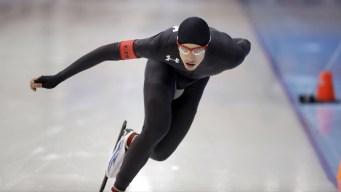 Lehman, Schoutens Win Events at US Speedskating Trials