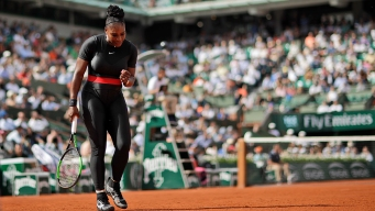 French Open Says 'Non!' to Serena's Black Catsuit