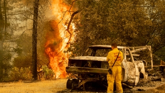 Destructive Fires Continue to Rage Across Northern California