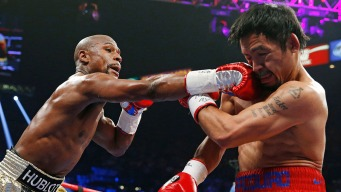 Man Says He Deserves Money After Helping Server Arrange Pacquaio V. Mayweather Fight
