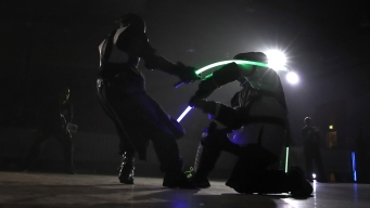 A New Sport: Lightsaber Dueling Recognized in France