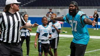 NFL Opens Football Academy in London