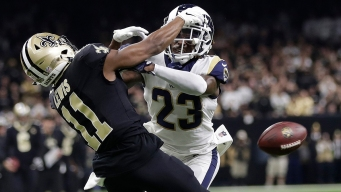 Play It Again: Saints, Rams Meet in NFC Title Game Rematch
