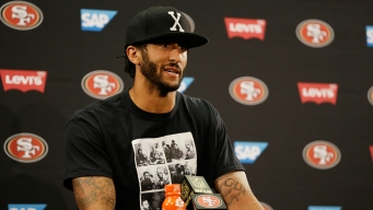 Kaepernick Choice Not to Stand for Anthem Stirs Pot