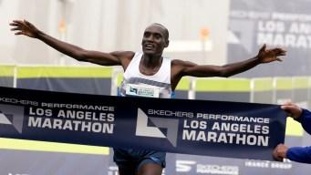 Kenyan Man, Ethiopian Woman Win 33rd LA Marathon