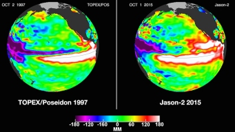 El Nino's 'Strong Influence' Might Ease CA Drought