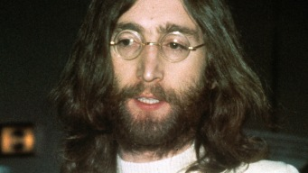 Lock of John Lennon's Hair Gets $35,000 at Auction