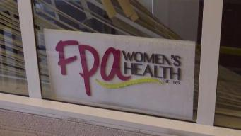 Abortion Clinic Blaze Draws Firebombing Suspicions