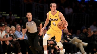Alex Caruso: From Tryouts to Starting for the Lakers