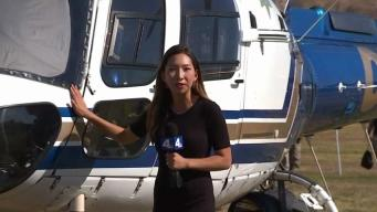American Heroes Air Show Gives Look at First Responder Helicopters