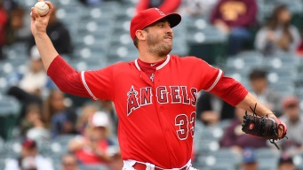 Angels Place Matt Harvey on 10-Day IL Following Rough Outing