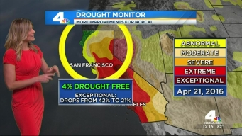 California Drought Update: April 2016
