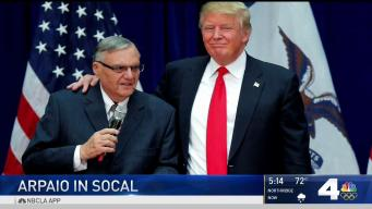 Arpaio Talks Relationship With President