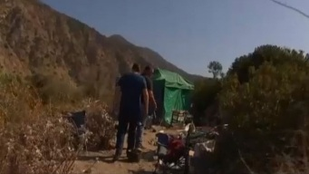 Homeless Camps in Azusa, A Closer Look