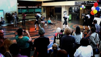 Bach to You: Enjoy 10 Hours of Free Tunes at Union Station