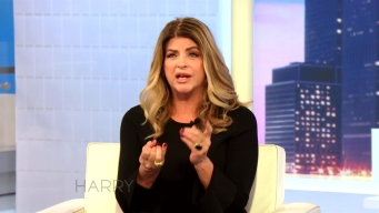 Harry Surprises Kirstie Alley With A Special Birthday Gift