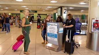 On-Demand 'Baggage Nanny' Service Lands at San Diego Airport