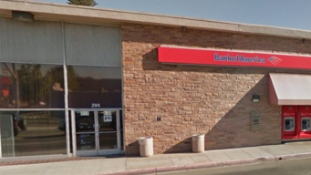 Hammer, Rope, Flare Gun Used in Attempted Bank Heist