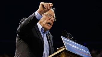 Sanders Won't Back Wasserman Schultz in Fla. Primary