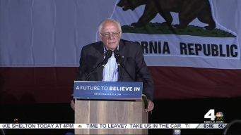 Bernie Sanders to Hold Rally in Lincoln Heights